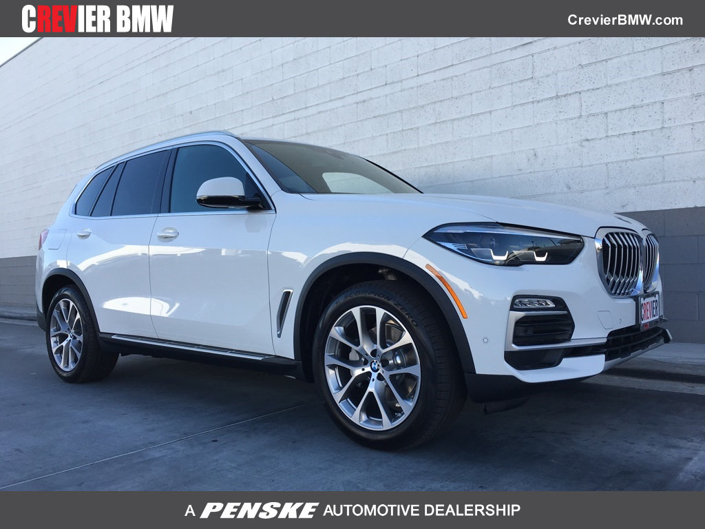 New 2020 BMW X5 sDrive40i Sports Activity Vehicle