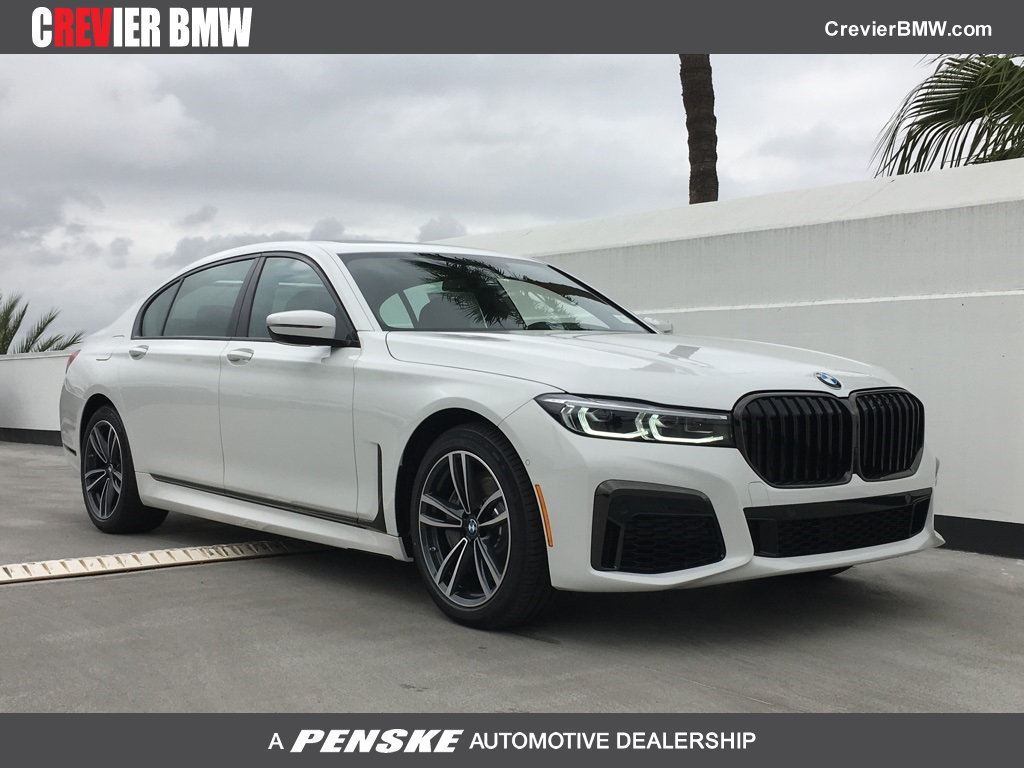 New 2020 BMW 7 Series 745e xDrive iPerformance Plug-In Hybrid